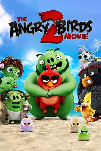 The Angry Birds Movie 2 2019 HC HDRip XviD AC3 Evo (2019) (Eng Subs)