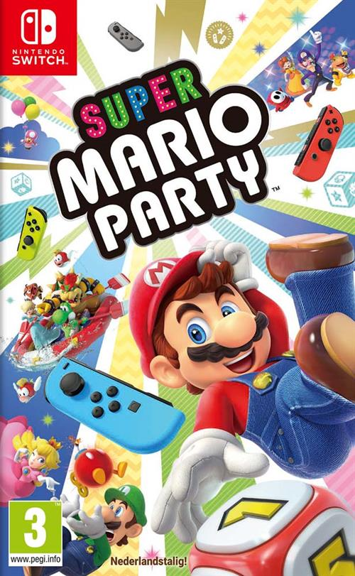 Super Mario Party ---! SWITCH !---