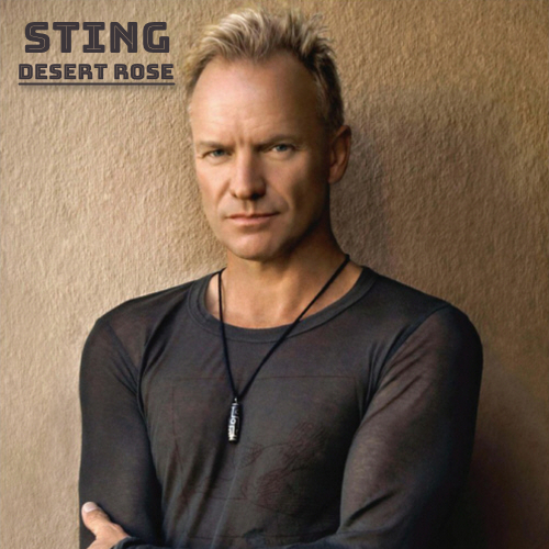 Sting - Desert Rose (Compilation) (2019)